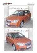 Fahrzeug-Exposé - Autohaus Rausch Gmbh - Page 2