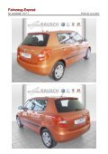 Fahrzeug-Exposé - Autohaus Rausch Gmbh - Page 3