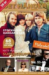 juli/augusti - Det Händer – Stockholm