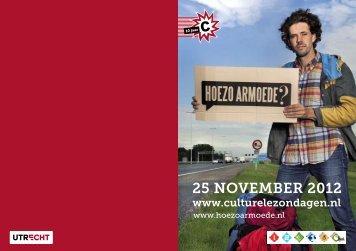 25 november 2012 - Bezoek Utrecht