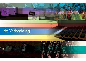 Brochure De Verbeelding - Bouwput Utrecht