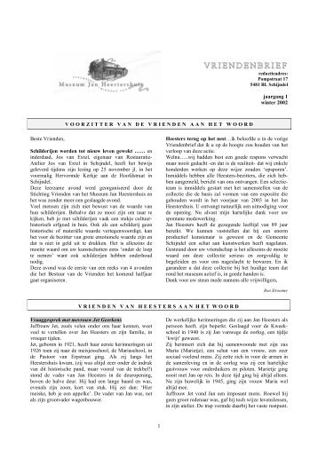 Biografie Heesters 1939/40 - Stichting Vrienden van Museum Jan ...