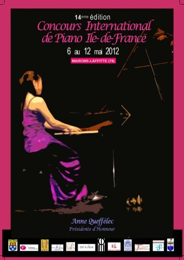 brochure sponsor du concours - Concours International de Piano de ...