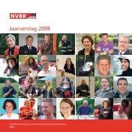 NVBR jaarverslag 2008.pdf - Brandweer Nederland