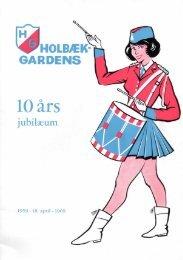 HOLBJEK GARDENS - Gammel Garder