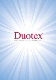 klicka här för duotex katalog pdf - Creative Nordic AB
