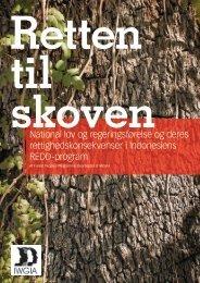 Retten til skoven