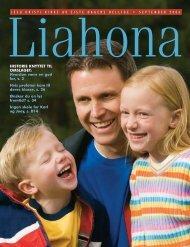 September 2006 Liahona