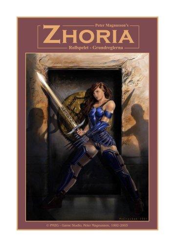 Zhoria - Besök Caines hemsida!