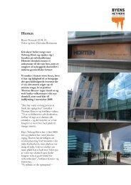 Horten - Byens Netværk