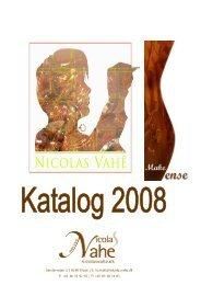 NOUVEAU CATALOGUE 2008 SANS PRIX