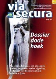 Via Secura 53 - Belgisch Instituut voor de Verkeersveiligheid