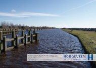 Beeldkwaliteitsplan Erflanden Hoogeveen - Gemeente Hoogeveen