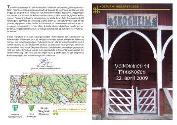 Invitasjon Skogheim (3).pdf - Kulturminneåret 2009
