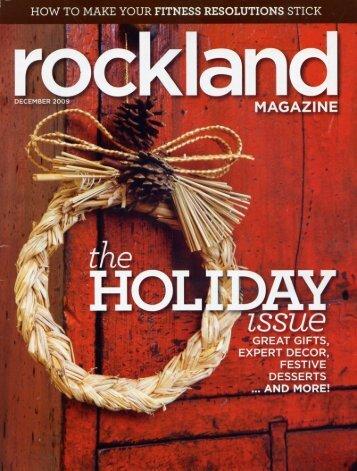 Rockland Magazine - Laura Blanco Interiors