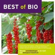 Kijk hier voor de brochure 'Best of Bio'. - DLV Plant