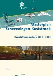 Masterplan Scheveningen-Kuststrook - een toekomst in ...