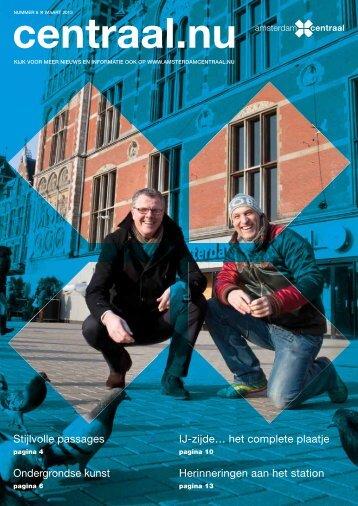 Magazine maart 2013 - AmsterdamCentraal.nu