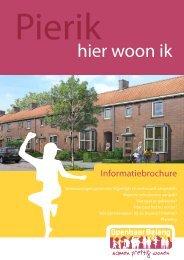 Brochure duurzaam groot onderhoud Pierik - Openbaar Belang