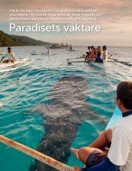 Paradisets väktare - Johan Augustin