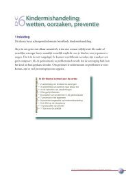 OA DC 6 Kindermishandeling: wetten, oorzaken ... - Profi-leren