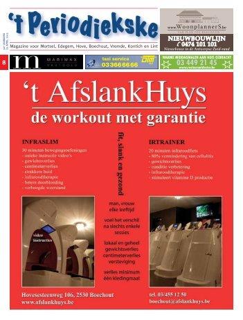 Editie 08 van 2013 - t Periodiekske