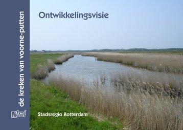 Ontwikkelingsvisie - Stadsregio Rotterdam