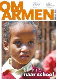 Magazine OmArmen - september 2010 - Red een kind