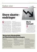 Skattebetaleren 3 2013 - Skattebetalerforeningen - Page 6