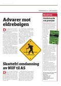 Skattebetaleren 3 2013 - Skattebetalerforeningen - Page 7