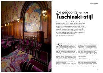 Tuschinski-stijl