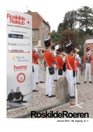 Læs Roeren fra januar 2012 - Roskilde Roklub