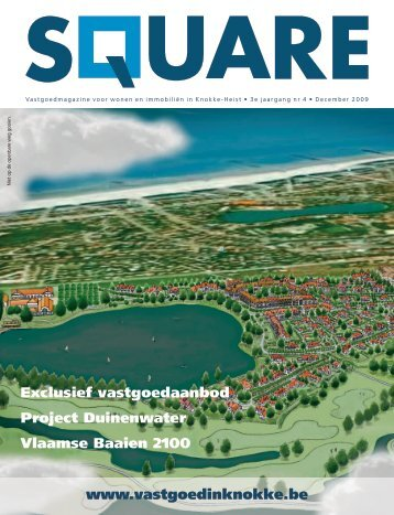 TE KOOP - Square magazine