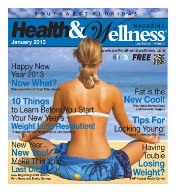 better life! - SWF Health and Wellness Magazine