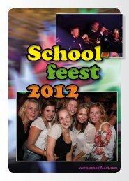 Schoolfeestboekje 2012