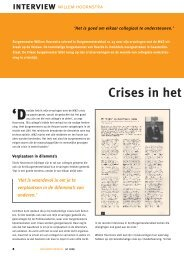 Terugblikkend - Nederlands Genootschap van Burgemeesters