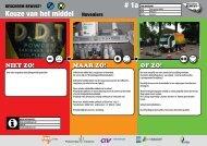 Toolboxkaarten Bescherm Bewust - Puurontwerp