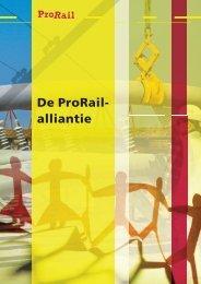 Brochure De ProRail-alliantie