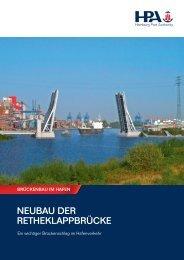 NEUBAU DER RETHEKLAPPBRüCKE - HTG-online