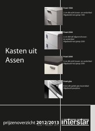 Kasten uit Assen - Interstar