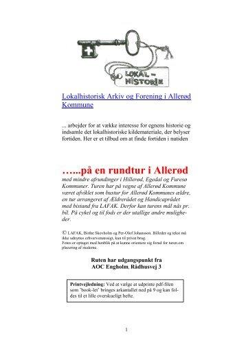 Lokalhistorisk Arkiv og Forening i Allerød Kommune