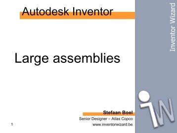 Autodesk Inventor Wizard