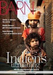 Nr 1 - tema barnadödlighet - Rädda Barnen
