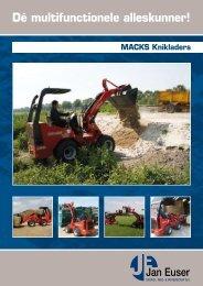 MACKS Knikladers - Jan Euser GWW