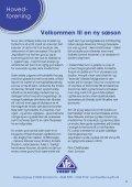 KvartalsNyt - Vorup Frederiksberg Boldklub - Page 3