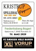 KvartalsNyt - Vorup Frederiksberg Boldklub - Page 4