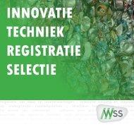 Brochure WSS - WSS Infocard Systems
