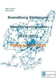 12.01 Bilag Forslag til vandforsyningsplan til off… - Svendborg ...