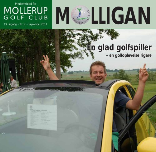 MOLLIGAN, september 2011 - Mollerup Golf Club