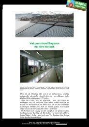 Ladda ner mer info här (1 MB) - Ikaros Solar Energy AB
